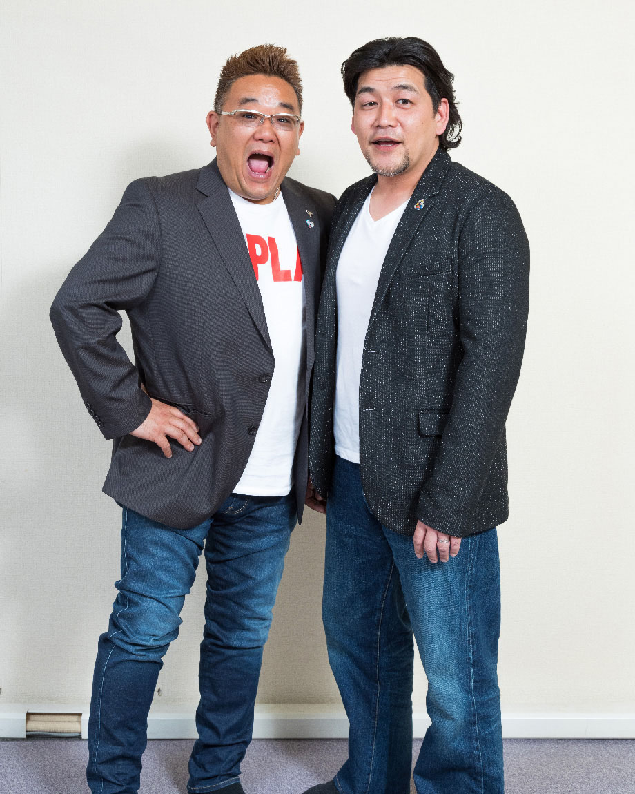 Special Interview 未来を照らす