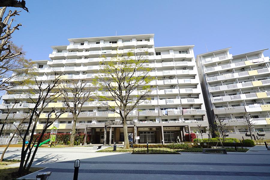 シティコート世田谷給田住まいリポート(東京都)|関東エリア|UR賃貸住宅