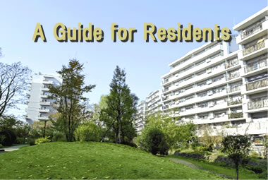 photo of A Guide for Residents