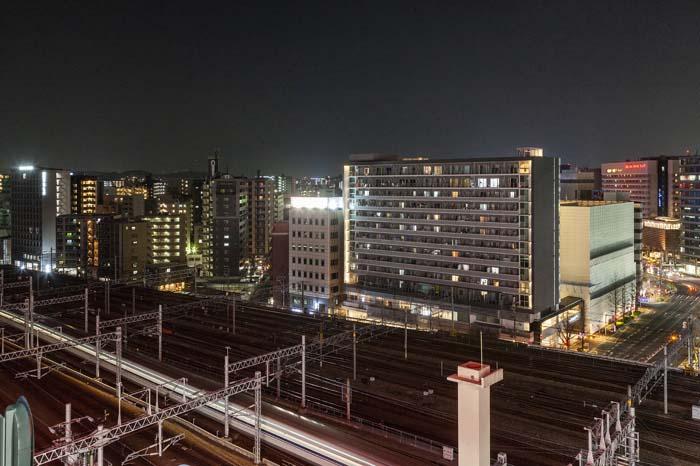 アーベイン博多駅前ファースト住宅施設棟の写真