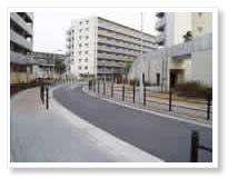 西日本支社の団地再生(建替等)事業における土地活用